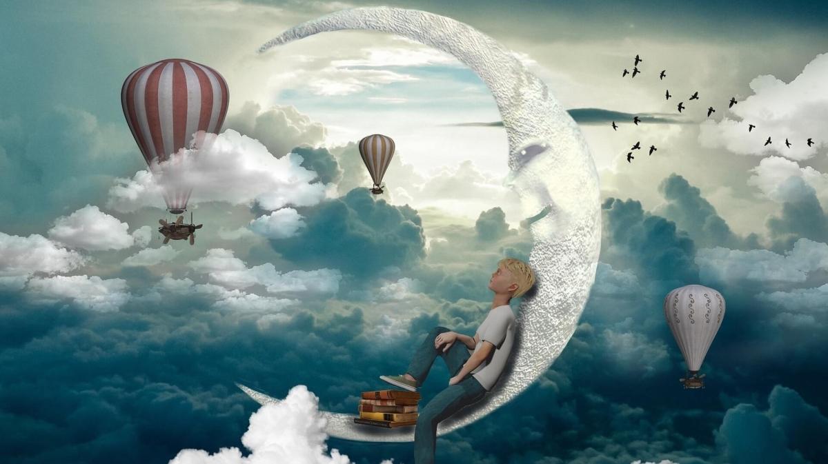 ¿Dónde van los sueños?